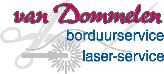 Van Dommelen Borduur- en laser service