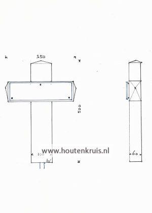 Kruis 150/2 - Klein 4