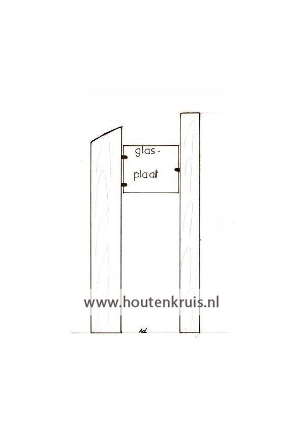 Duplo 100/1 - Rechthoekige plaat